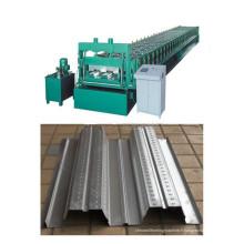 Tuile de plancher en acier platelage profileuse