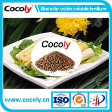 Cocoly foliar fertilizer with 100% water solubility
