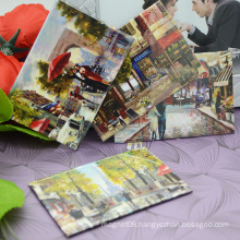 Colorful Printing Custom Metal Tin Fridge Magnet