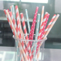 Drinking Paper Straw Creative colored paper straws wholesale