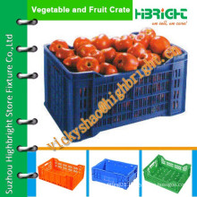 China factory plastic transportation crate for fresh fruits