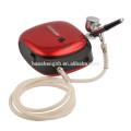 Dinair Airbrush Maquiagem Kit Personal Pro 10pc Set | Compressor de Airbrush Medium Shades