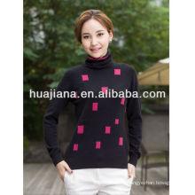 кашемир стиль мода женская Джерси свитер