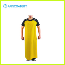 PVC Polyester Waterproof Plastic Worker Apron Rpp-019