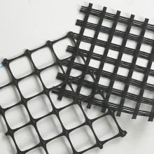 Polyester Biaxial Geogrid med CE-certifikat