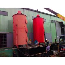 Carbonization process wood carbonization pyrolysis plant sunflower stalk carbonization furnace