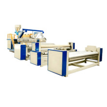 Environmentally friendly stone paper production line