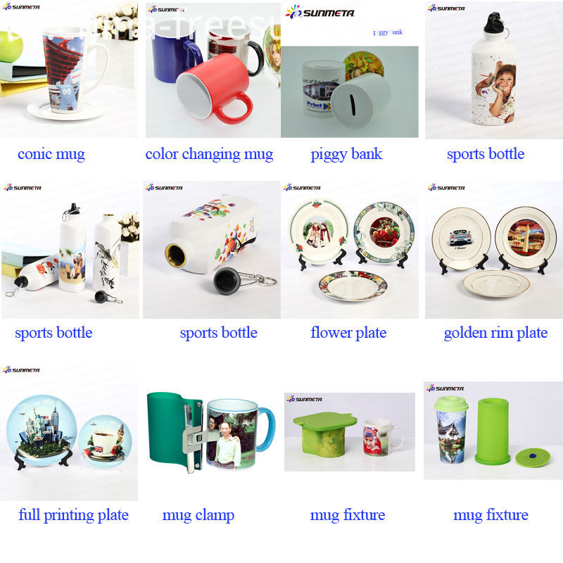 FREESUB Sublimation Heat Press Photo Coffee Mugs