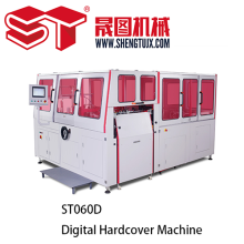 Digital Hardcover Book Machine