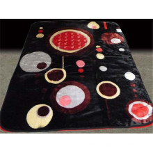 100% Polyester Super Soft Spain Warm Blanket From Factory China