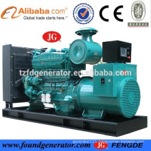 CE approved factory direct sale generator 500 kva