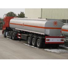 Lufeng 3 Eixos Fuel Oil Semi Trailer para Venda