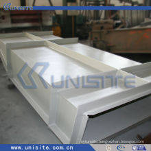 steel chute for dredger (USC-10-002)