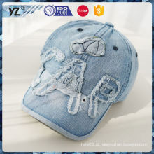 Fábrica de fornecimento de design dobrável cowboy cap / promoção chapéus 2016