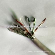 0.5 CCA FTP cat6 lan cables para comunicación televisiva
