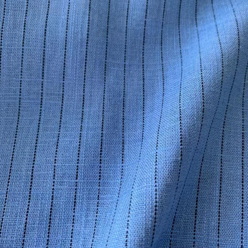 Yarn Dyed Stripe Line