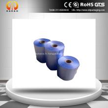 Film de rétrécissement de PVC pour la bouteille en plastique