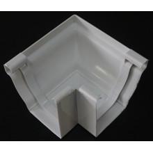 Hochwertige PVC-Gutter-System-Zubehör-Ecke