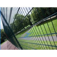 PVC Coated Twin Wire Fence