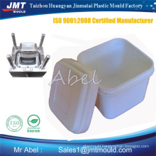 paint bucket injection molding