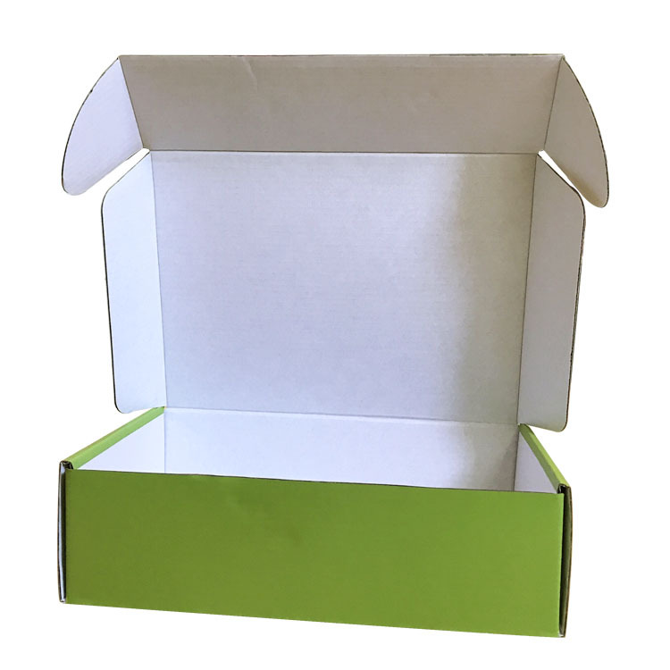 Full Printed Corrugated Cardboard Box
