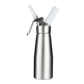 Wholesale Aluminum 1 Liter Whipping Cream Dispenser With Metal Lid