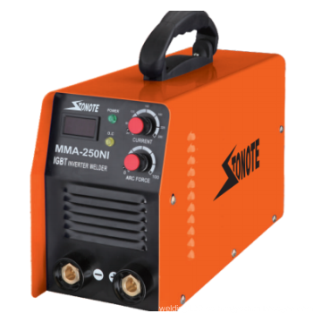 Igbt inversor mma soldador MMA-200NI