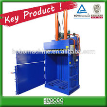 BOBO pet bottle baler machiine