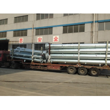 Hot DIP Galvanizing Steel Pole