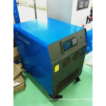 Portable Induction Heating Machine For Steel / Iron , Induction Melting Furnace