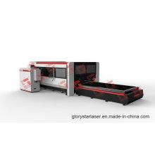 Máquina de corte del laser del metal de Ipg 1000W para el acero inoxidable de 0-14m m