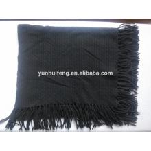 Mongólia interna 100% cashmere tricô scarf.shawl