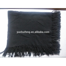 inner mongolia 100% cashmere knitting scarf.shawl