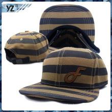 Sombrero ligero de encargo de encargo de encargo de China que destella del LED para las ventas al por mayor