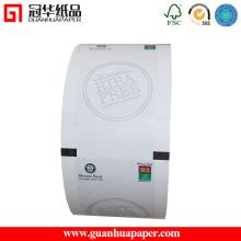 Gedruckt ATM Papierrolle für Geldautomat