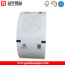 Thermal ATM Paper Roll with Black Sensor