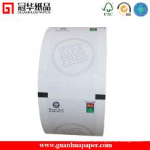 Papel térmico SGS para caixa eletrônico com baixo preço