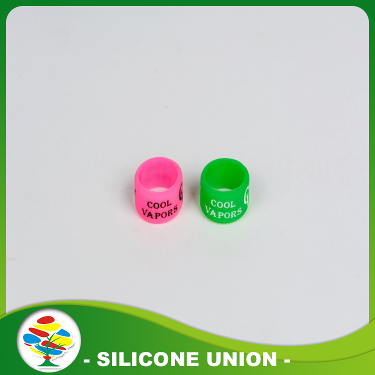 Printed Silicone Ring