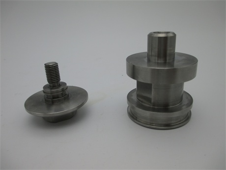 Tool Steel Machined Parts Custom Fittings Custom designed Parts1