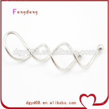 Stainless steel body piercing jewelry manufacturer