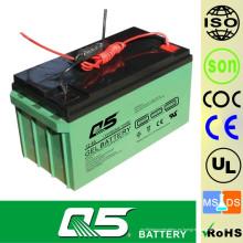 12V65AH Batería solar Batería GEL Productos estándar