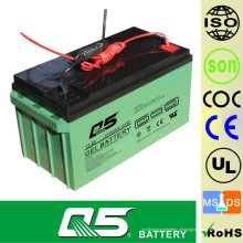 12V65AH Bateria solar GEL Battery Standard Products