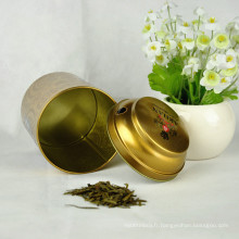 New Design Whoelsale Tea Tins avec un excellent prix