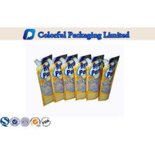 fruit drink / Fruit jelly stand up packaging pouches with s