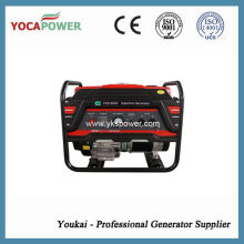 Small Portable 5.5kw Gasoline Generator Factory Price