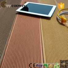 Wpc de alta qualidade Engineered Oak madeira piso de plástico, piso de madeira maciça