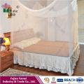 Африканская инсектицидная обработанная двуспальная кровать Москитная сетка для борьбы с малярией