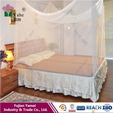 Mosquito anti-malária tratado contra insecticida