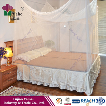 Moustiquaire anti-paludisme traitée par un insecticide