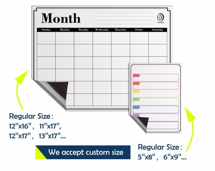 Magnet Calendar 9
